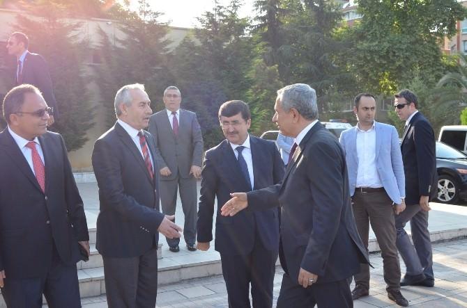 Başbakan Yardımcısı Arınç, Trabzon'da