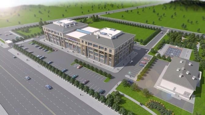 Uşak'ın Yeni İl Emniyet Müdürlüğü Binası İhaleye Çıkıyor