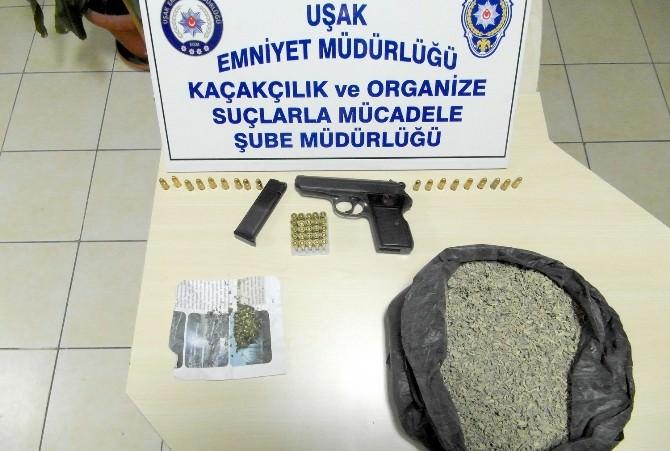 Uşak'taki Bonzai Operasyonuna 2 Tutuklama Kararı