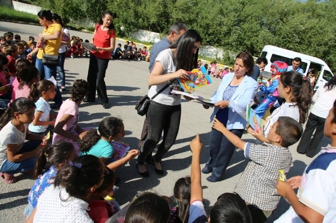 İpekyolu Belediyesi'nden Çocuk Şenliği