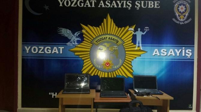 Yozgat Emniyet Müdürlüğü Hırsızlara Geçit Vermiyor