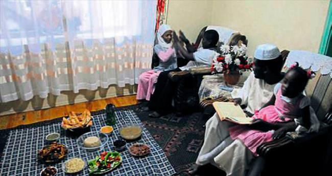 Gurbette iftar