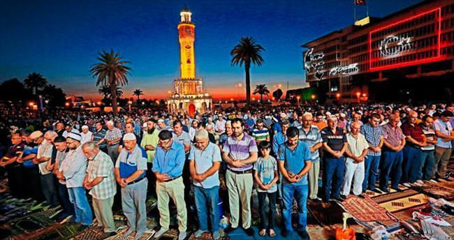 İzmir'de bir ilk yaşandı