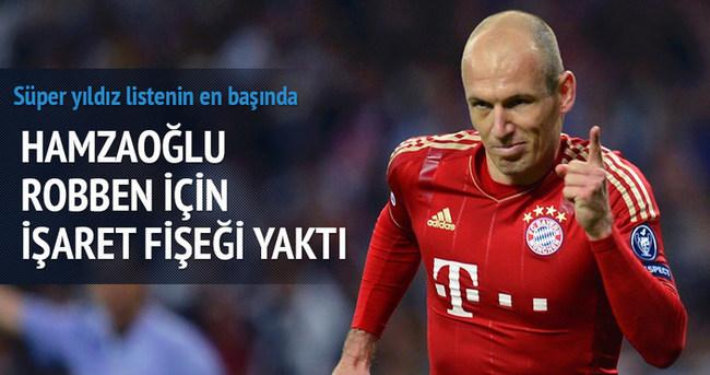 Görevimiz Arjen Robben