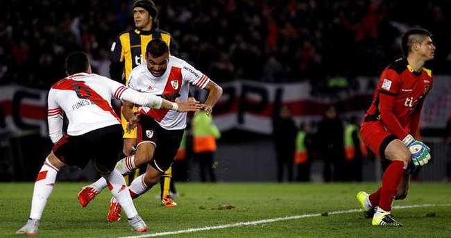 River Plate, Libertadores'te finale koşuyor