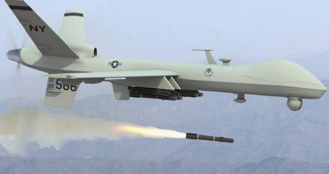 ABD Afganistan'da insansız hava aracıyla saldırdı: 28 ölü