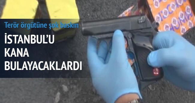 İstanbul'u kana bulayacaklardı