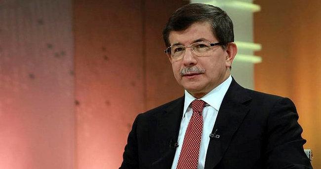 Davutoğlu'ndan canlı yayında önemli açıklamalar