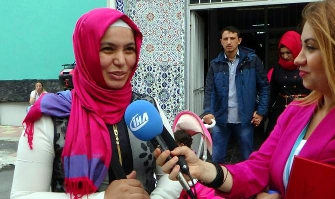 Başkan Hatice Özgevrek: Sıla-i Rahim'i Bayramda Da İhmal Etmeyelim
