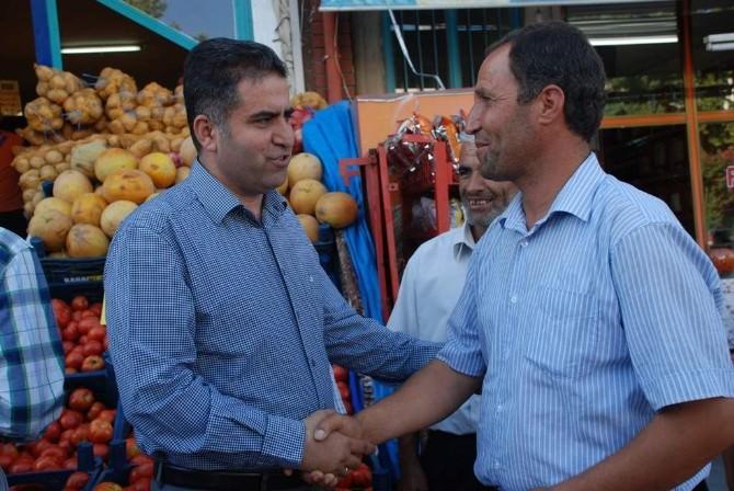 Milletvekili Fırat'dan Gölbaşı İlçesine Ziyaret
