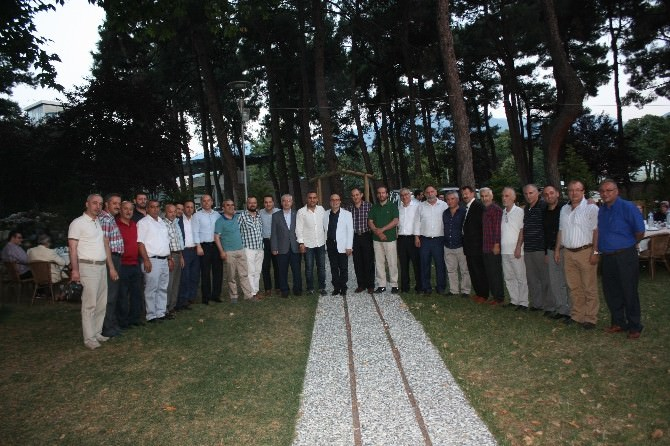 AK Parti Osmangazi'den Son İftar
