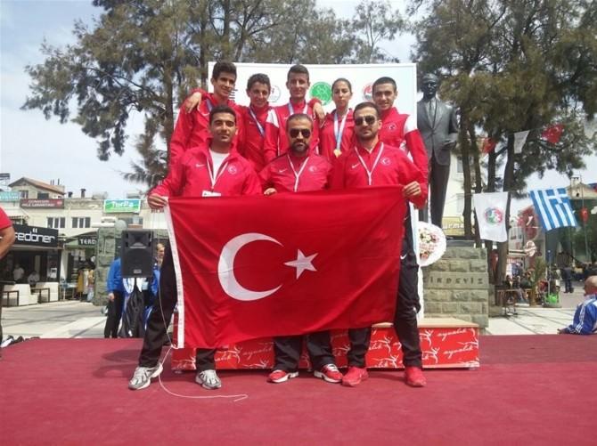 Avrupa Gençler Atletizm Şampiyonası'nda Üç Malatyalı