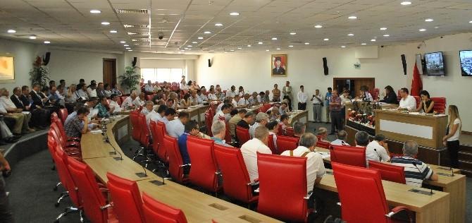 Aydın Büyükşehir Belediye Meclisi Temmuz Ayı İlk Toplantısını Gerçekleştirdi