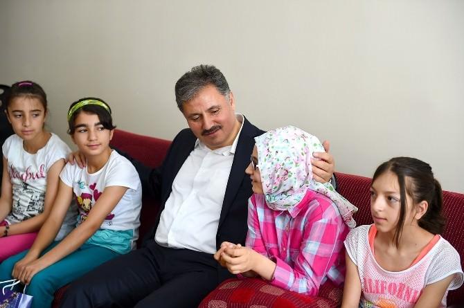 Başkan Çakır'dan Bayram Ziyaretleri