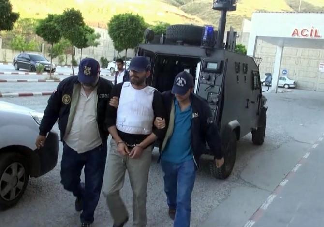 Korucu Cinayetinde İki PKK'lı Tutuklandı