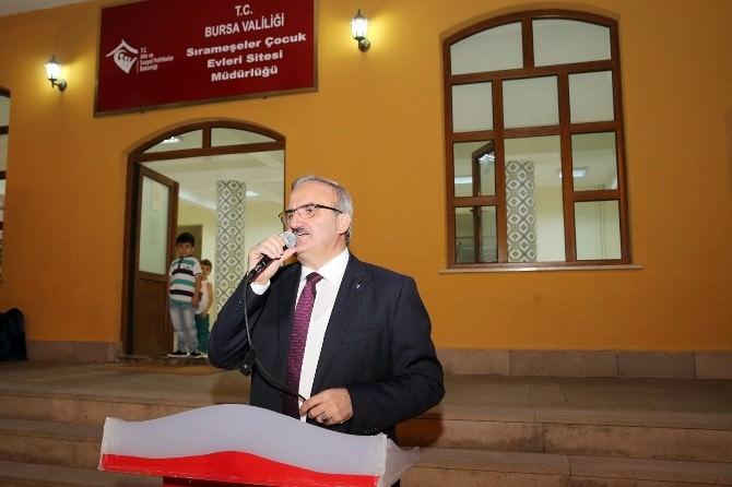 Bursa Valisi Münir Karaloğlu'ndan Ramazan Bayramı Mesajı
