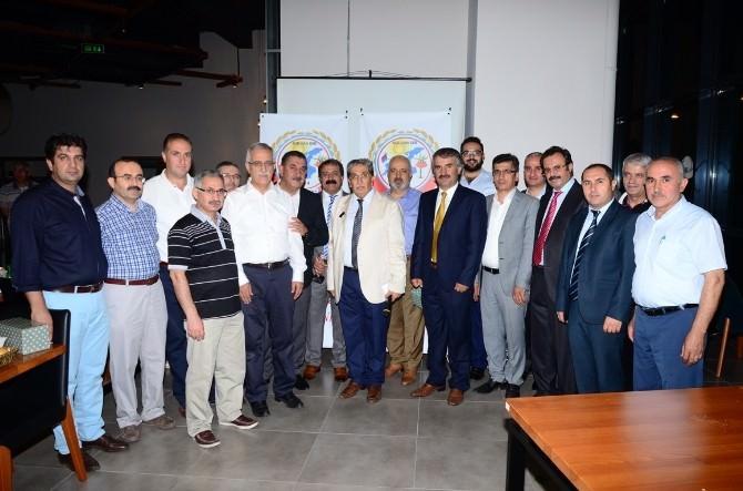 Bursa'daki Vanlılar İftarda Buluştu