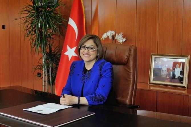 Büyükşehir Belediye Başkanı Fatma Şahin: