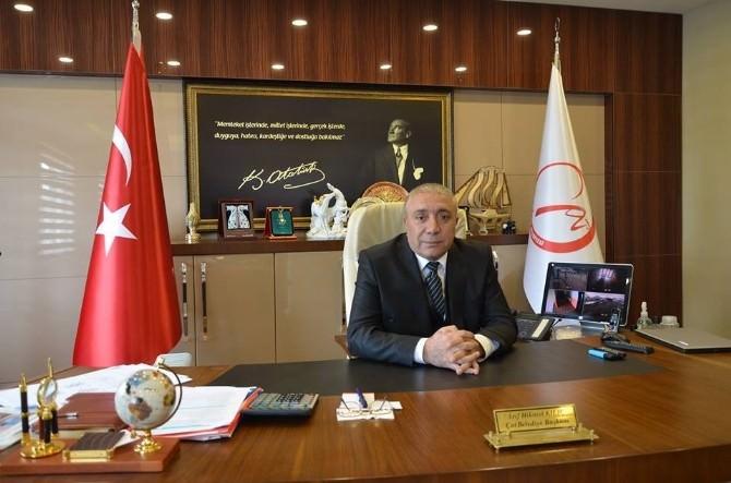 Çat Belediye Başkanı Kılıç'tan Ramazan Bayramı Mesajı