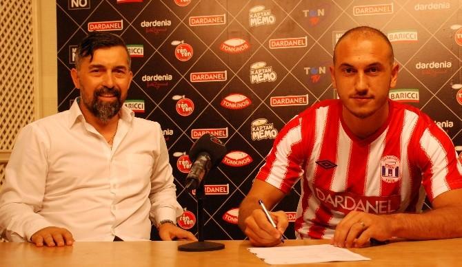 Özer Kutlu Dardanelspor'da
