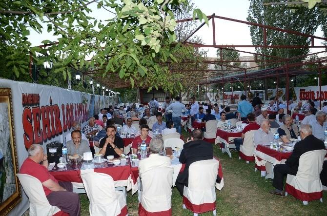 Darende'de CHP İftarı