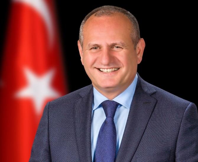 Başkan Mehmet Keleş'ten Bayram Kutlaması