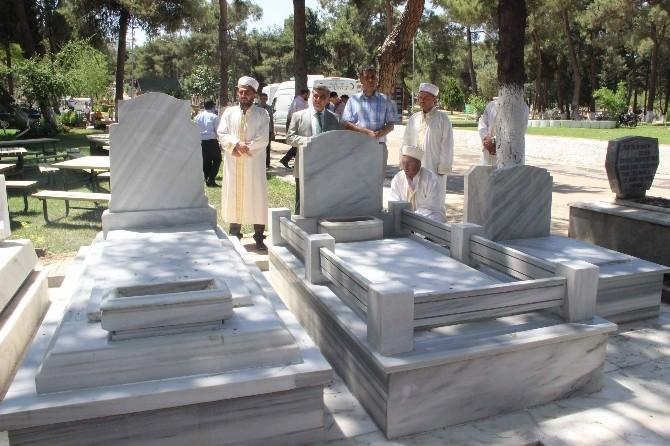 Asri Mezarlığın Görünümü Değişiyor