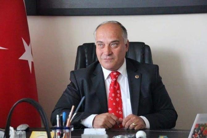 Han Belediye Başkanı Erdal Şanlı'dan Bayram Mesajı