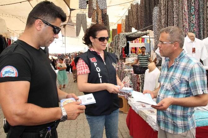 Hanutçuluk Yapma Turizmi Karalama Kampanyası Başlatıldı