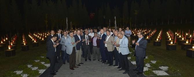 Hisarcıklıoğlu Ve Atalay'dan Soma Ziyareti