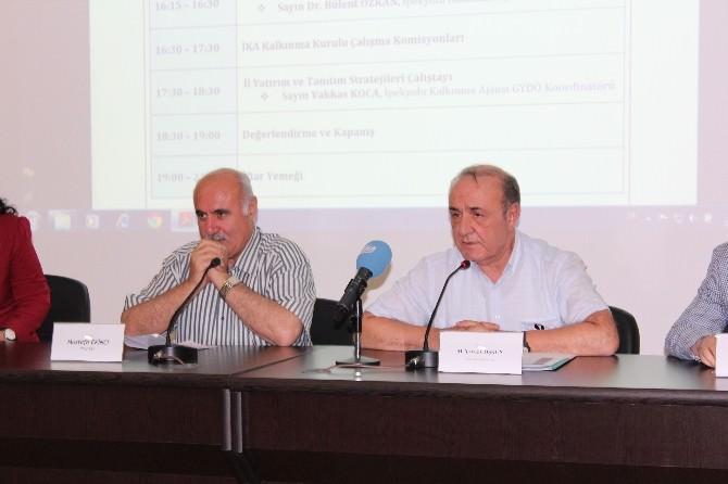 İka Kalkınma Kurulu Gaziantep'te Toplandı