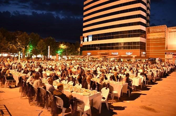 Kastamonu Belediyesi, Personeliyle İftarda Buluştu
