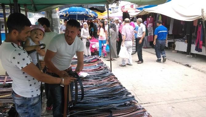 Kırıkkale'de Bayram Bereketi