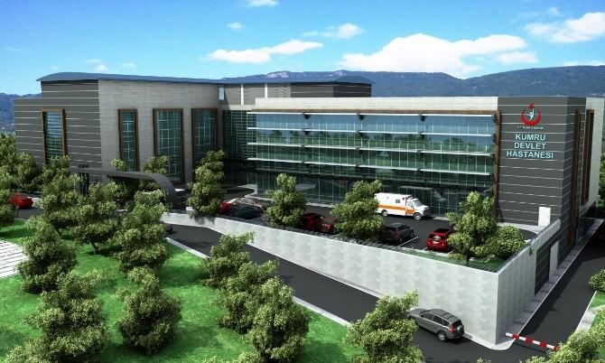 Kumru Devlet Hastanesi Taşındı