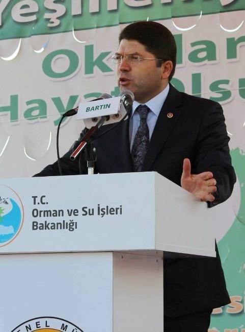 """Milletvekili Tunç: """"Kurucaşile Dere İslahı 6 Ağustos'ta İhale Edilecek"""""""