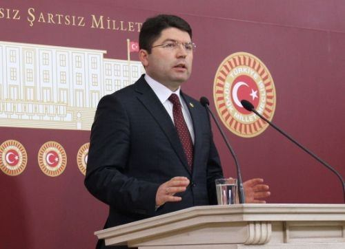 Milletvekili Yılmaz Tunç'tan Bayram Mesajı