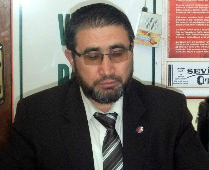 Başkan Nazif Kocaçoban'dan Bayram Mesajı