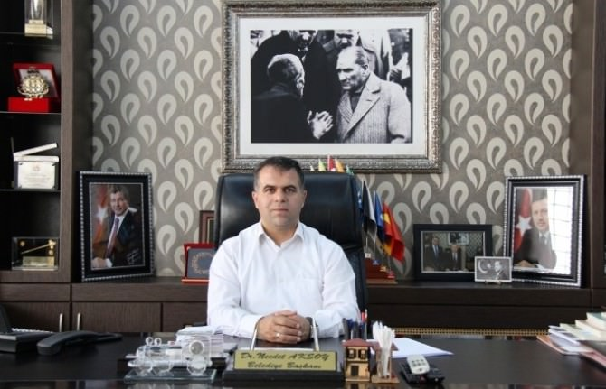 Safranbolu Belediye Başkanı Necdet Aksoy: