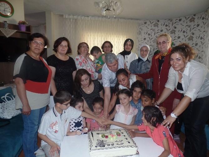 Şekame'den Sevgi Evlerine Bayram Ziyareti
