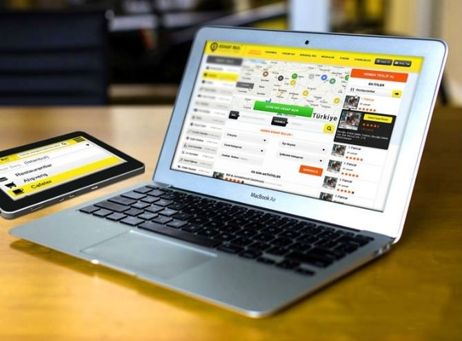 Firma Rehberi Sitesi Esnafbul.com'dan Yeni Uygulama