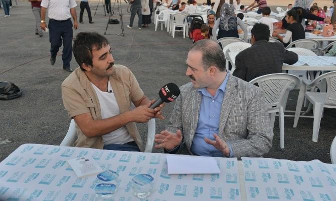 Tuşba Belediyesi'nden Şehr-i Tuşba'da Şehr-i Ramazan Programı
