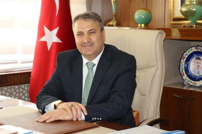 Başkan Çerçi'den Ramazan Bayramı Mesajı