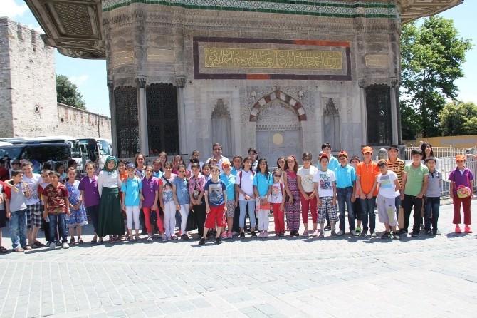 Zeytinburnu Belediyesi Bilgi Evleri'nden Topkapı Sarayı Gezisi