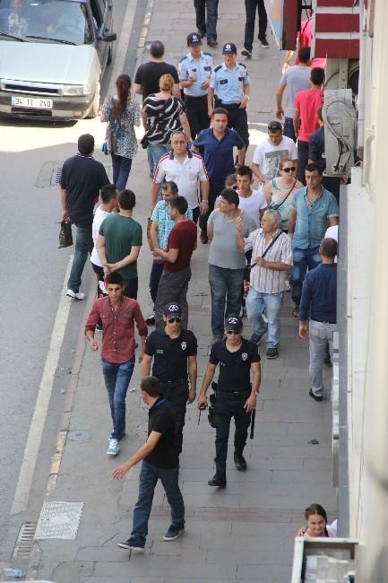 Zonguldak Emniyeti Bayram Teddbirlerini Aldı