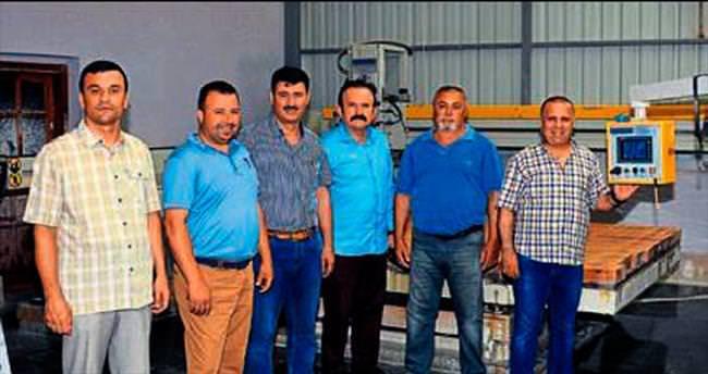 Manavgat'ta ihracat artmalı