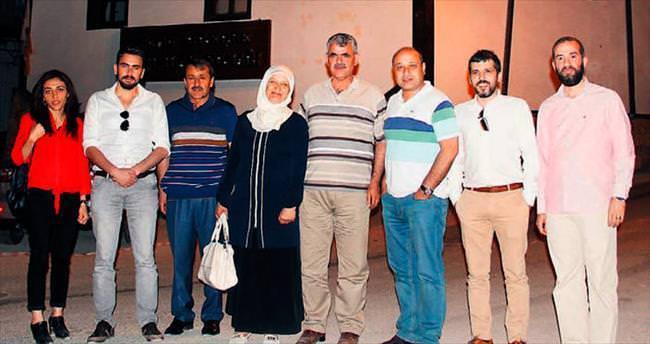 Ayaş tarihi konakta yöresel iftar keyfi