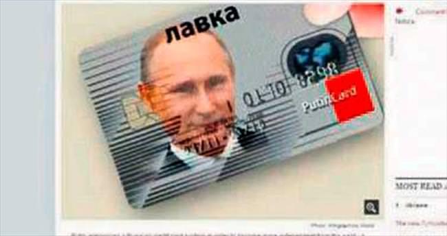 Rusya kredi kartı çıkarıyor ilk uygulama Türkiye'de