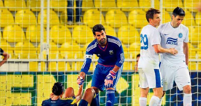 Fenerbahçe yorgun düştü
