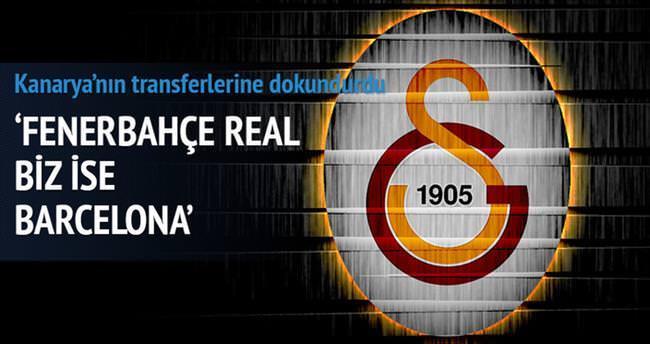F.Bahçe Real, biz Barça