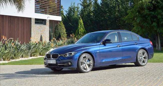 Makyajlı BMW 3 serisi'nin fiyatı